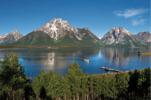 Grand Teton National Park Lodging & Activities