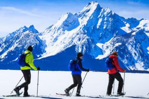 Snowshoe Tours with EcoTour Adventures