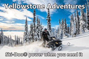 Yellowstone Adventures - sled rentals this winter