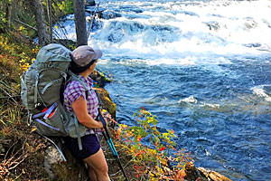 In Our Nature Guiding - Backpacking and Day Hikes