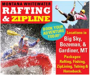 Yellowstone Rafting & Ziplining