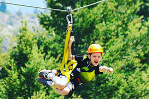 Yellowstone Rafting & Ziplining