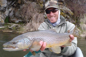 Jackson Hole Anglers - trophy fishing on Lewis