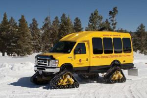 Off the Beaten Path - multi-day snowcoach tours