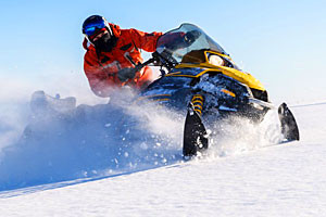 Jackson Hole Snowmobile Tours & Trips