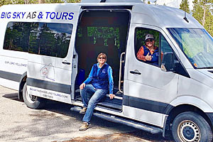 Big Sky Adventures and Tours in the Park