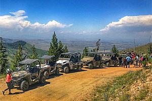 ATV & UTV Rentals near Yellowstone - Summit ATR