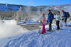 Big Sky Adventures & Tours | learn to snowshoe
