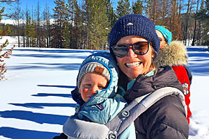 Big Sky Adventures & Tours   learn to snowshoe