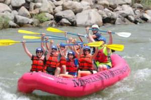 Family Rafting Fun - Half or Full-Day Adventures