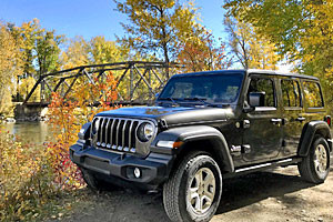 Rocky Mountain Expeditions - Luxury Jeep Rentals