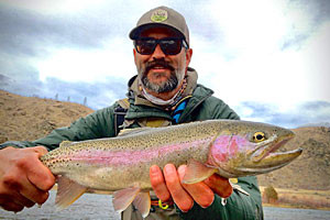 Montana Llama Guides - guided fishing trips