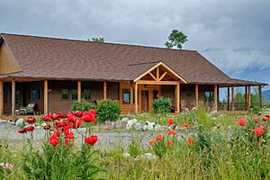 Mountain Home - Yellowstone Cabin Rentals