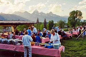 Dornan's Dining - in Grand Teton National Park