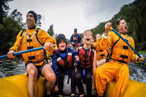 Mad River Boat Trips - for all ages