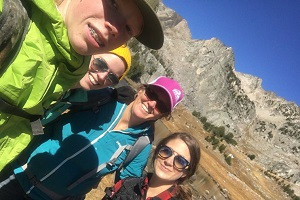 Big Sky Adventures & Tours guided park hikes