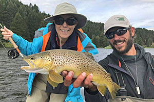 Lost Fork Outfitters - fly fishing the Madison