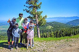 Enjoy a Family Friendly 4-Hour ATV Ride in Big Sky