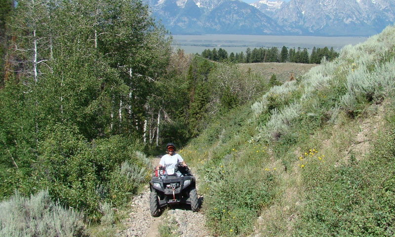 Yellowstone Atv Tours