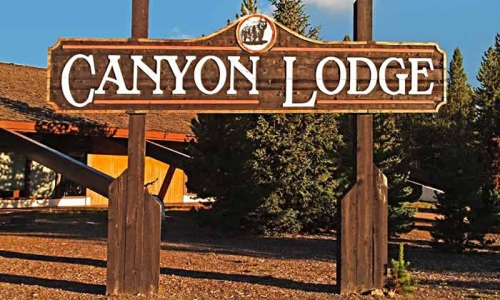 Canyon Village Lodge Yellowstone Cabins