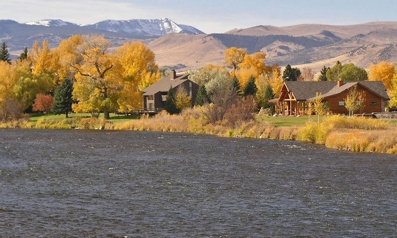 Ennis Montana Madison River