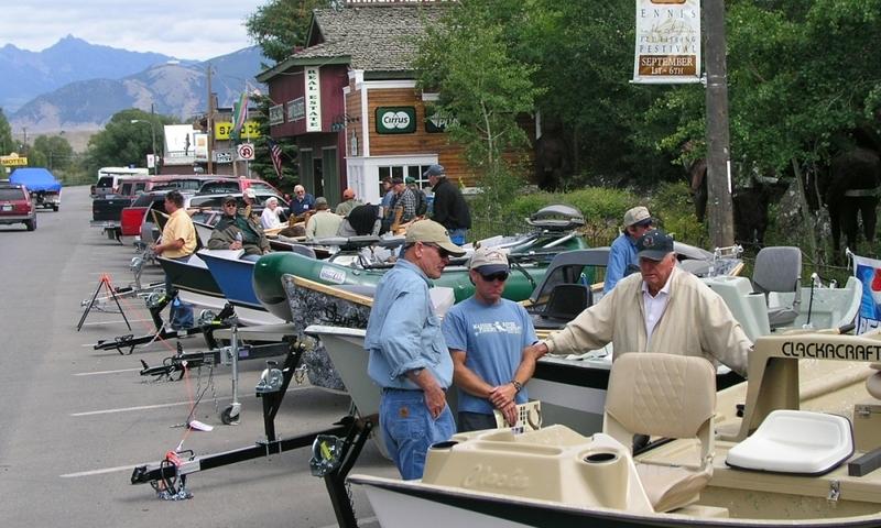 Ennis Montana Fishing Festival
