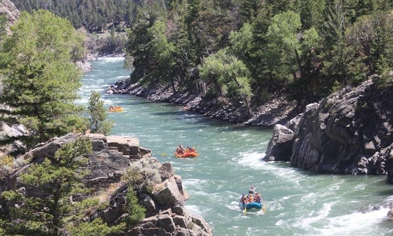Gardiner Montana Fly Fishing, Rafting, Snowmobiling - AllTrips