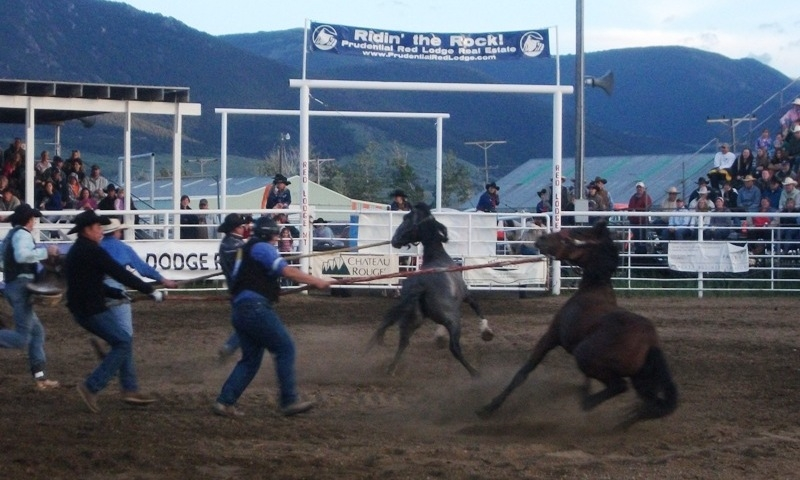Home of the Champs Rodeo Red Lodge