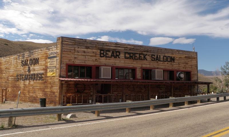 Bear Creek Saloon