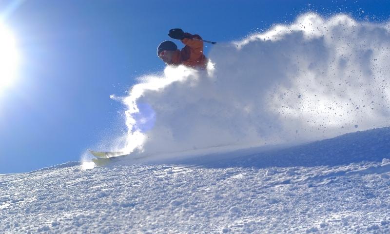 Yellowstone Skiing