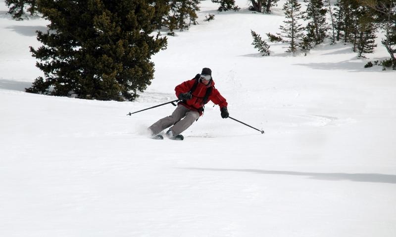 Yellowstone National Park Skiing