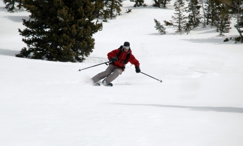 Yellowstone National Park Skiing