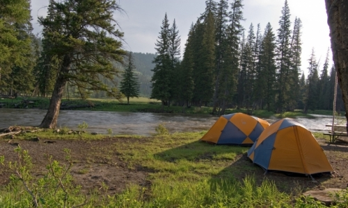 Yellowstone National Park Campgrounds Alltrips