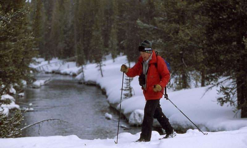 Yellowstone Cross Country Skiing