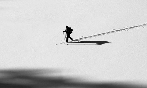 Yellowstone Cross Country Skiing