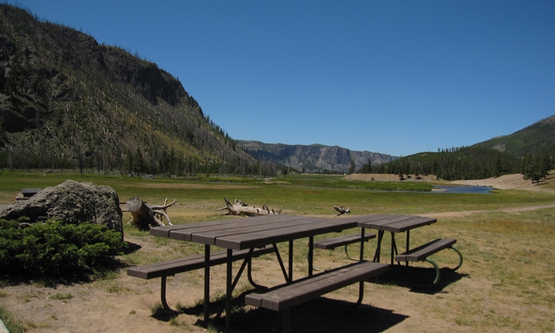 Madison Junction In Yellowstone National Park Alltrips