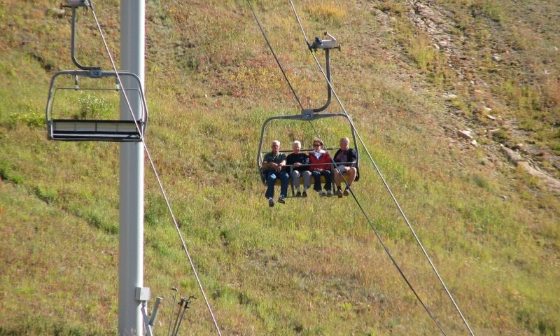 Big Sky Scenic Chairlift