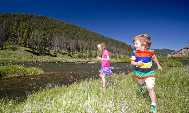 Yellowstone Kids
