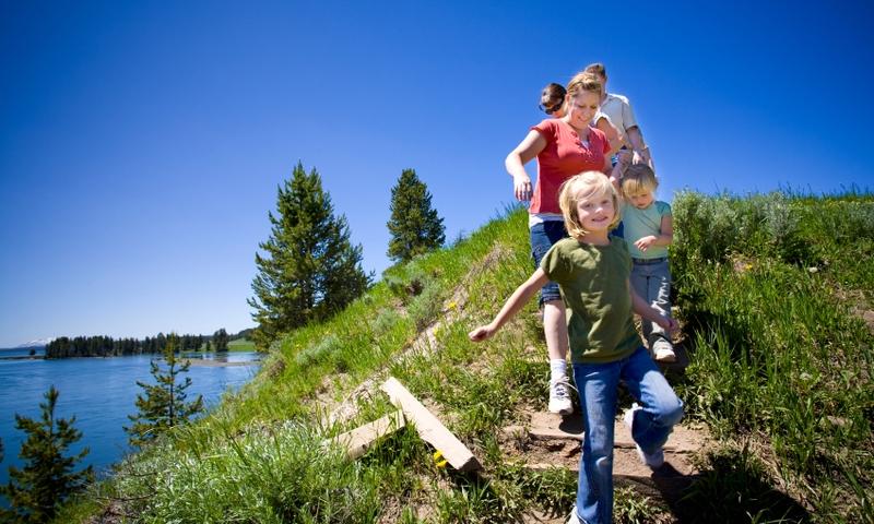 Yellowstone National Park Kids