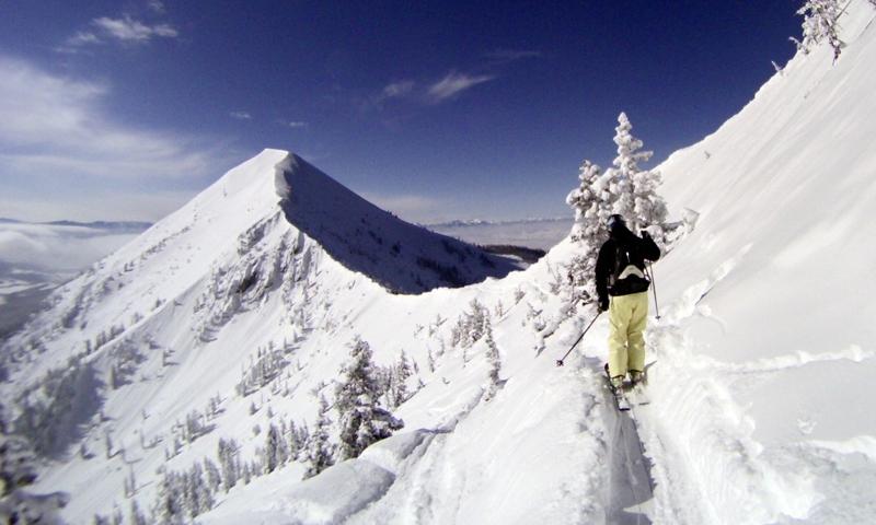 Yellowtone National Park Skiing Near Yellowstone Alltrips