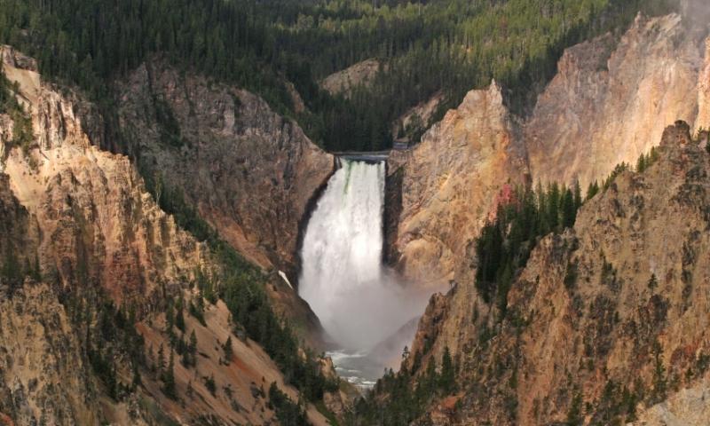Canyon Village Yellowstone National Park Alltrips