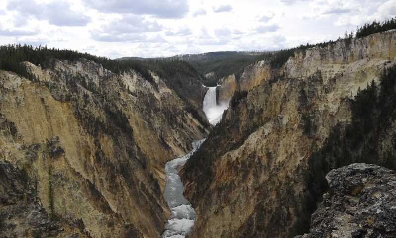 Yellowstone River Grand Canyon