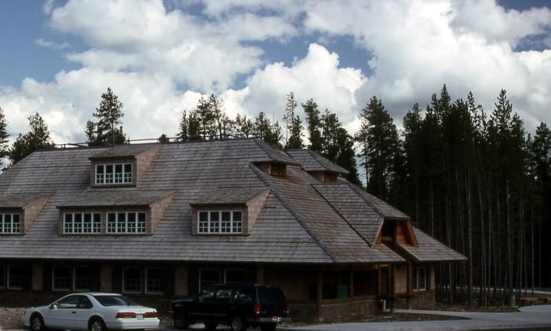 Canyon Village Lodge Yellowstone