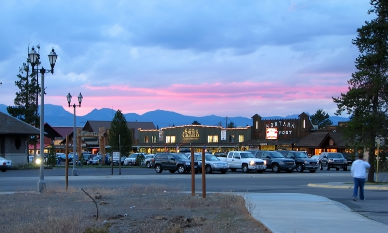 West Yellowstone Montana