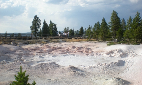 Fountain Paint Pots in Yellowstone