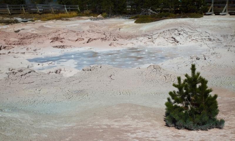 Yellowstone National Park Fountain Paint Pot Alltrips