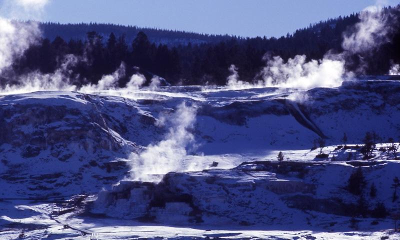 Yellowstone Geothermal