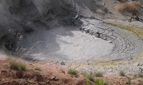 Mud Volcano Yellowstone
