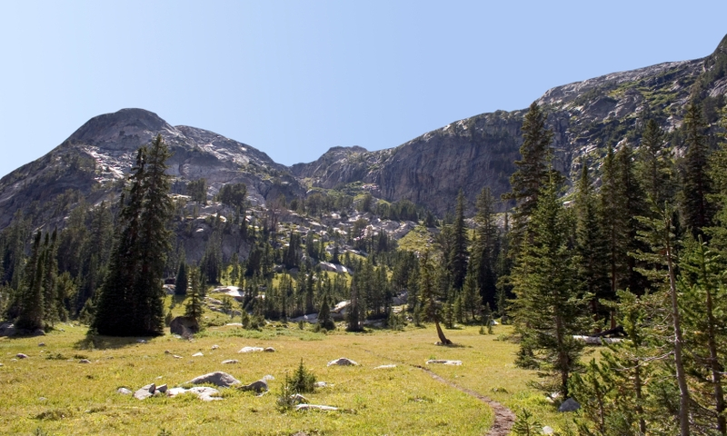 Absaroka Beartooth Mountains Montana
