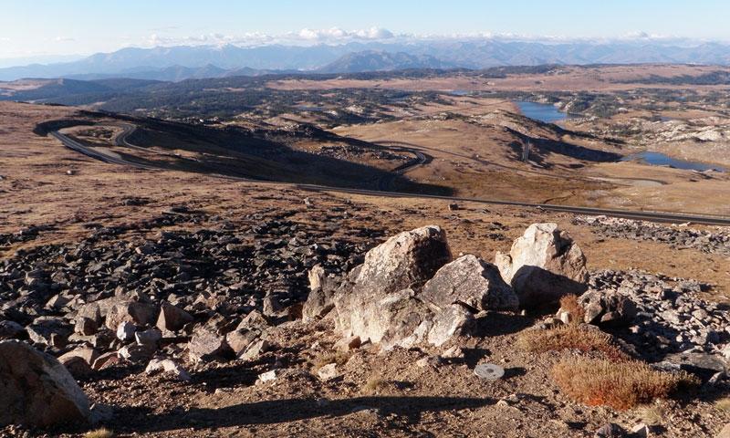 Beartooth Pass Montana
